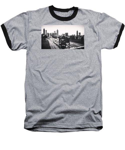 Behind The Lens Baseball T-Shirt