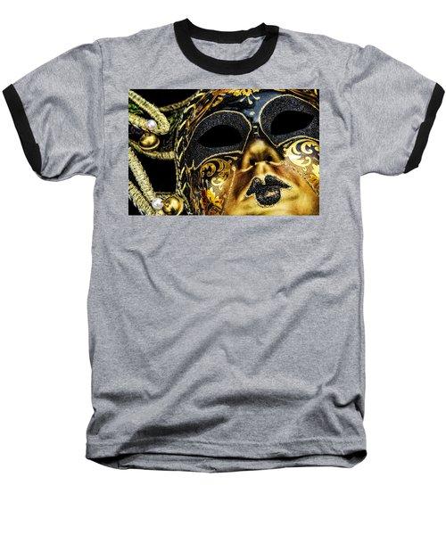 Behind The Mask Baseball T-Shirt