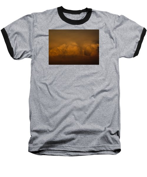 Behind The Sunset Baseball T-Shirt