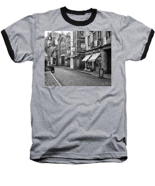 Behind The Walls 2 Baseball T-Shirt
