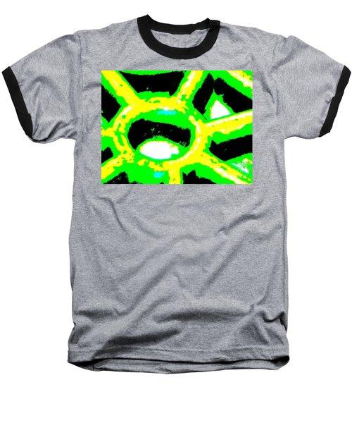 Behind The Wheel Baseball T-Shirt