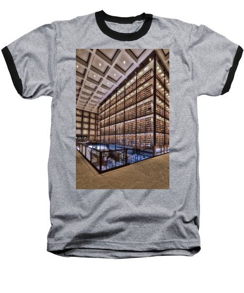 Beinecke Rare Book And Manuscript Library Baseball T-Shirt