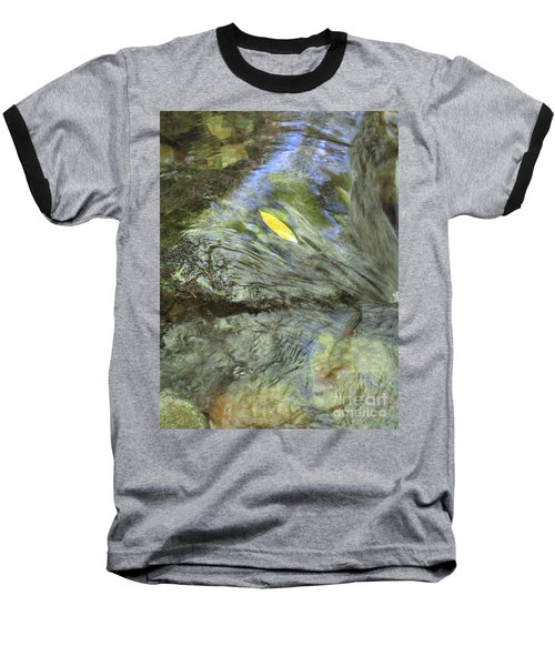 Baseball T-Shirt featuring the photograph Being Still by Marie Neder