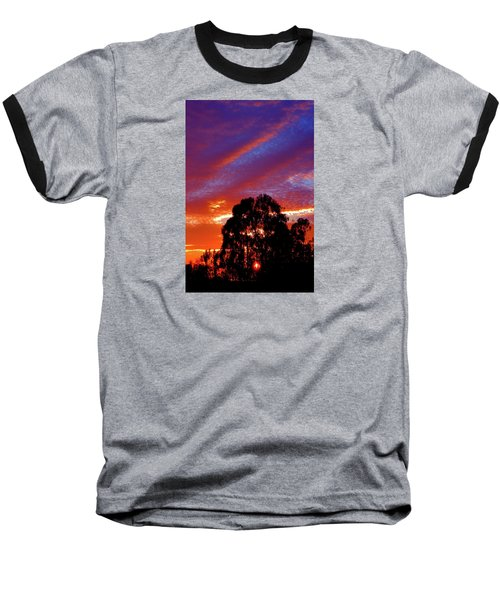 Being There Baseball T-Shirt
