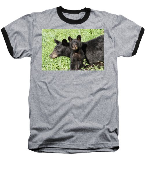 Being Watched Baseball T-Shirt