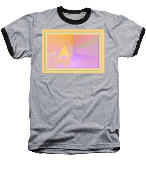 Beings Of Light Portal Baseball T-Shirt