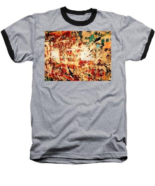 Beirut Funky Wall Art  Baseball T-Shirt