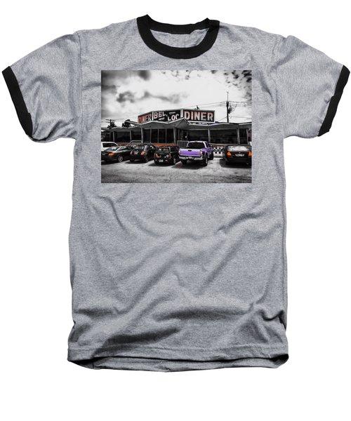 Bel-loc Diner Baseball T-Shirt