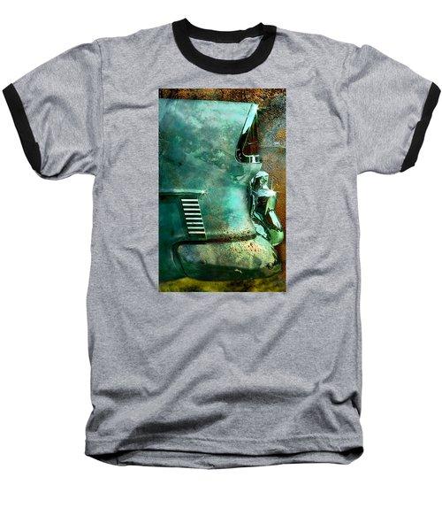 Belair Grunge Baseball T-Shirt by Greg Sharpe