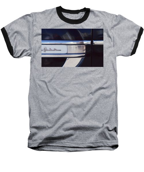 Baseball T-Shirt featuring the photograph Belair by Laurie Stewart