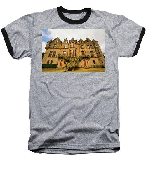 Belfast Castle Baseball T-Shirt