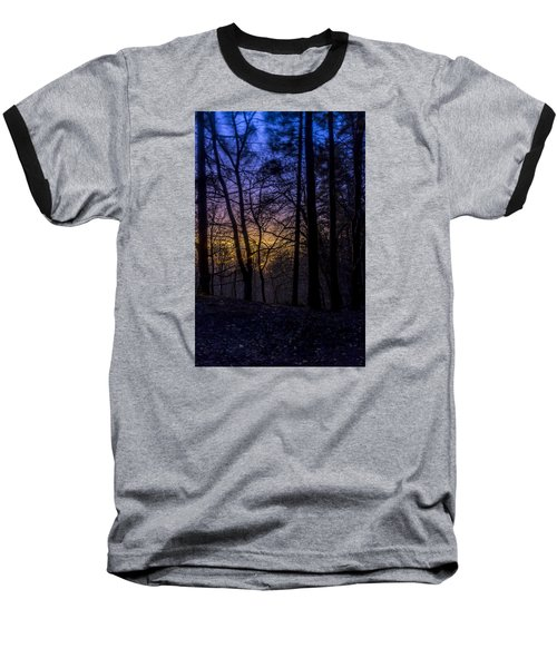 Belfast Through The Trees Part 1 Baseball T-Shirt
