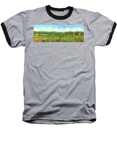 Belford's Nj Skyline Baseball T-Shirt