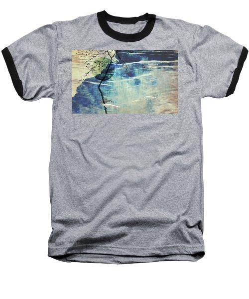 Believe Baseball T-Shirt by AugenWerk Susann Serfezi
