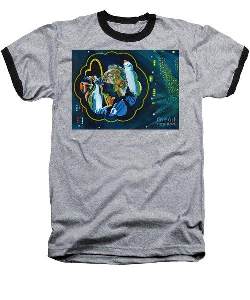 Believe In Love - Chris Martin Baseball T-Shirt