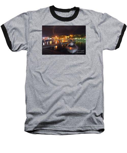 Belizean Night  Baseball T-Shirt