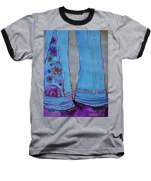 Bell Bottoms Baseball T-Shirt
