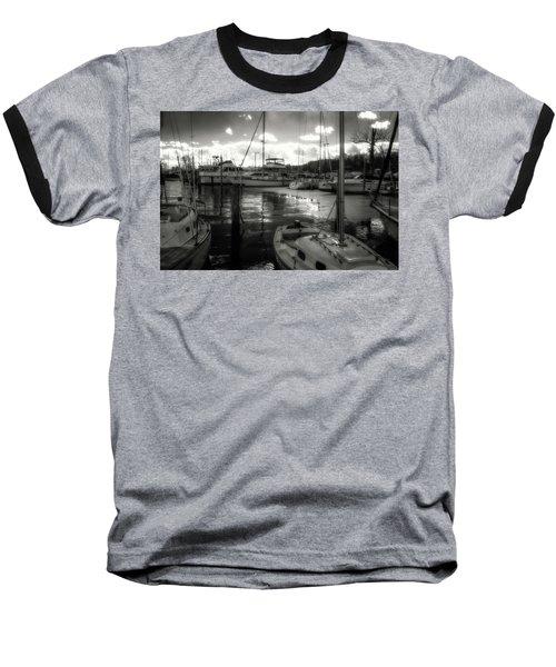 Bell Haven Docks Baseball T-Shirt