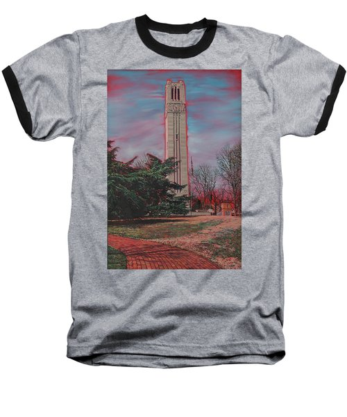 Bell Tower Baseball T-Shirt