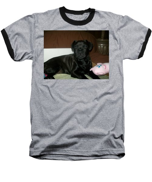 Bella Baseball T-Shirt by Jewel Hengen