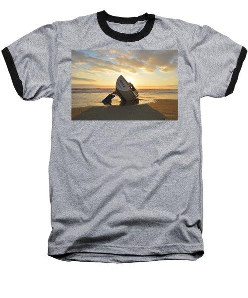 Belle At Sunrise Baseball T-Shirt