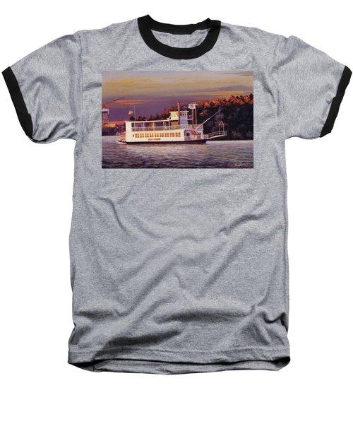 Belle Of Beaumont Baseball T-Shirt