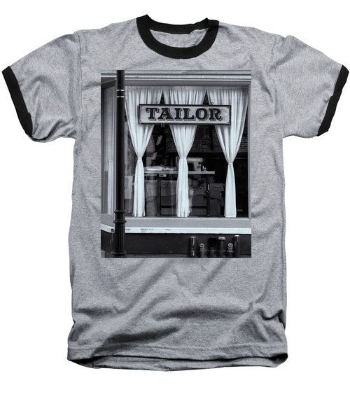 Bellows Falls Tailor Baseball T-Shirt