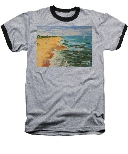 Beloved Beach - Sold Baseball T-Shirt