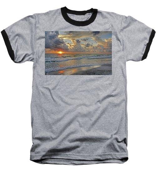 Beloved - Florida Sunset Baseball T-Shirt