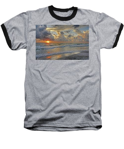 Beloved - Florida Sunset Baseball T-Shirt
