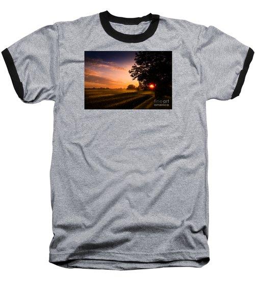 Baseball T-Shirt featuring the photograph Beloved Land by Franziskus Pfleghart