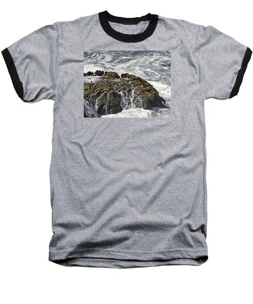 Below Salmon Creek Baseball T-Shirt