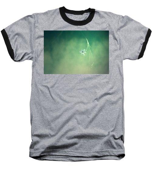 Below Summer  Baseball T-Shirt by Mark Ross