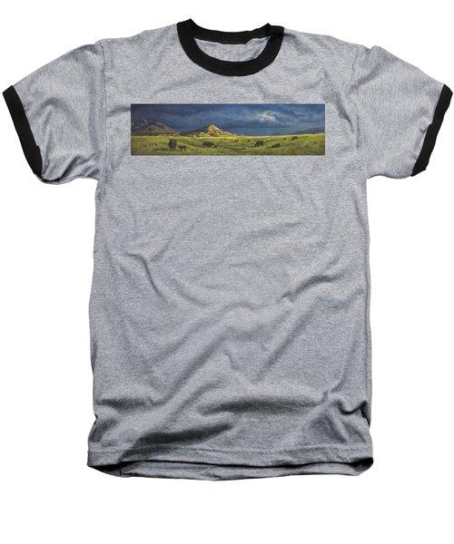 Belt Butte Spring Baseball T-Shirt