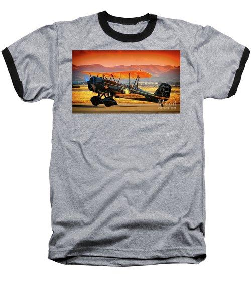 Ben Scott's Stearman Speedmail 4e Version 2 Baseball T-Shirt
