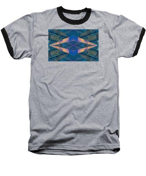 Bench N78v3 Baseball T-Shirt by Raymond Kunst