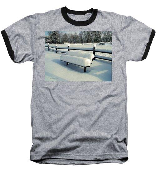 Benched Baseball T-Shirt