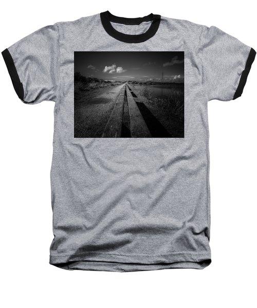 Benches Baseball T-Shirt