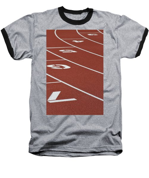 Baseball T-Shirt featuring the photograph Bending Reality by Laddie Halupa