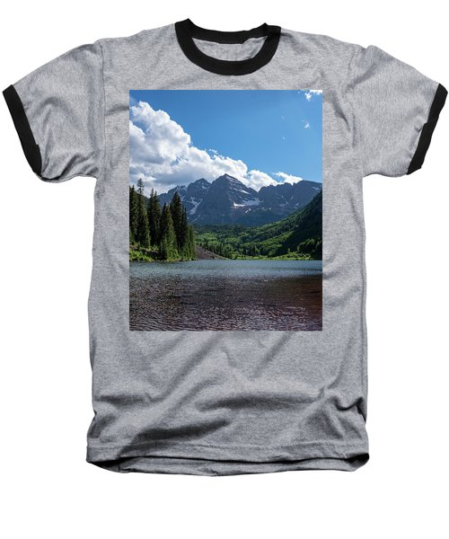 Beneath The Bells Baseball T-Shirt