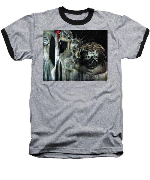 Beneath The Mask Baseball T-Shirt