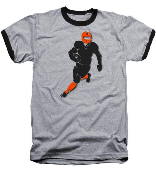 Bengals Player Shirt Baseball T-Shirt by Joe Hamilton