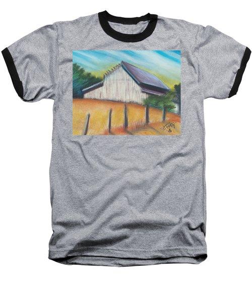 Benito Barn Baseball T-Shirt