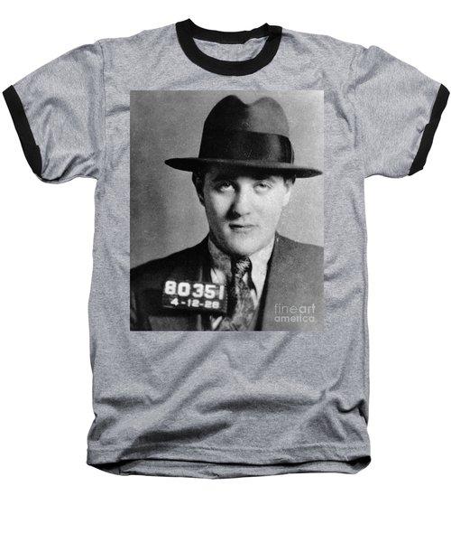 Benjamin Bugsy Siegel Baseball T-Shirt