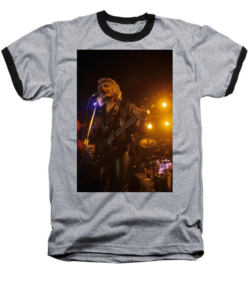 Benjamin Orr Of The Cars Baseball T-Shirt