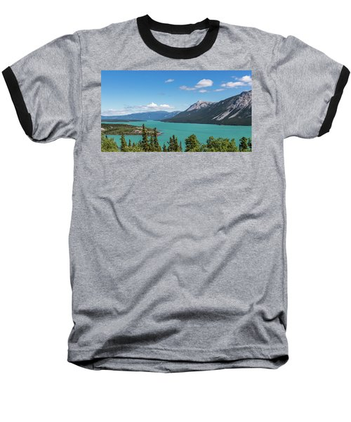 Tagish Lake Baseball T-Shirt