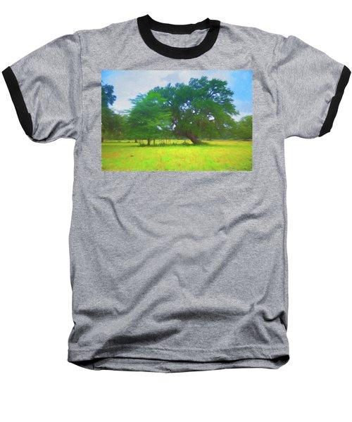 Bent, But Not Broken Baseball T-Shirt