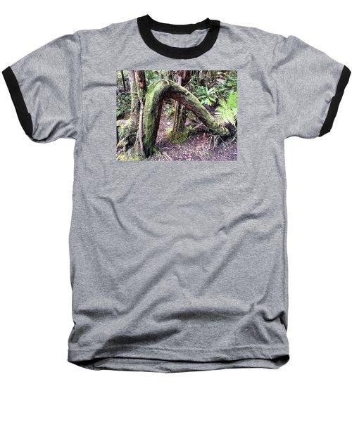 Bent But Not Broken Baseball T-Shirt