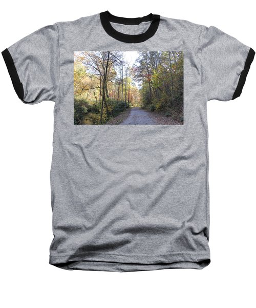 Bent Creek Road Baseball T-Shirt