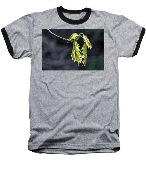 Bent On Growing - Baseball T-Shirt